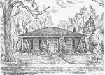 Sketch of Cumming House, Colborne