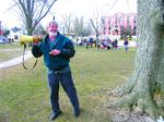 Photograph of Easter egg hunt 2007