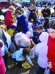 Photograph of Easter egg hunt 2005