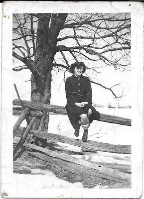 Audrey Inglis, Cramahe Township