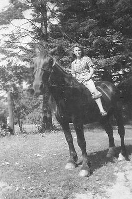 Dorothy Mann, Cramahe Township