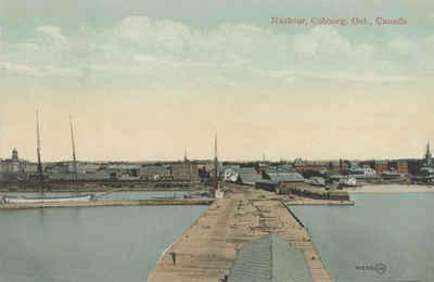 <b>Harbour, Cobourg, Ont., Canada<b>