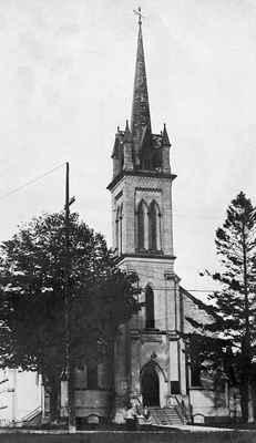 <b>Methodist Church, Cobourg, Ontario<b>