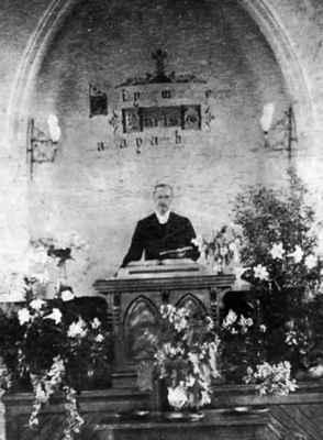 <b>Cobourg Congregational Church<b>