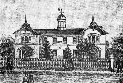 First Cobourg Collegiate