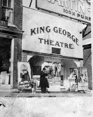 <b>King George Theatre<b>
