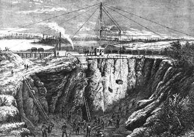 <b>Blairton Iron Mines - 1873<b>