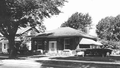 <b>Marie Dressler House<b>