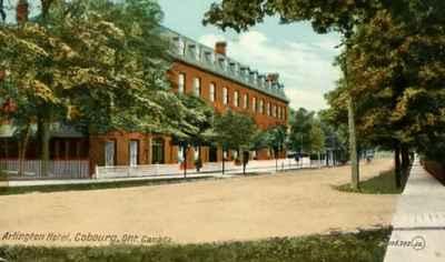 <b>Arlington Hotel<b>