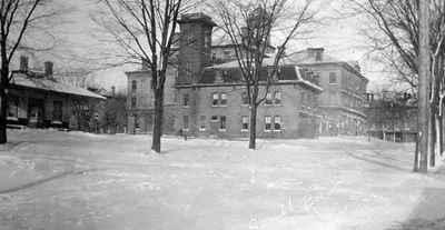 <b>Cobourg Fire Hall<b>