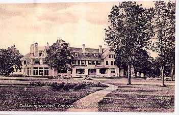 <b>Cottesmore Hall<b>