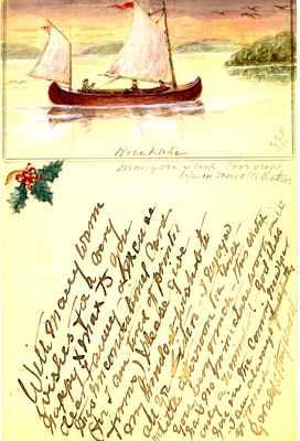 <b>Rice Lake Christmas Card<b>