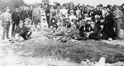 <b>Cobourg Canoe Club Picnic<b>