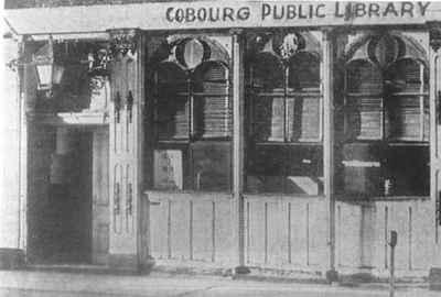 <b>Cobourg Public Library<b>