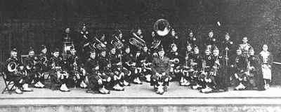 <b>Cobourg Kiltie Band (Cobourg Concert Band)<b>