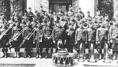 <b>Cobourg Kiltie Band (Cobourg Concert Band) - 1923<b>