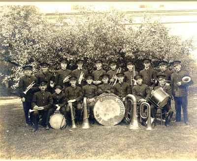 <b>Cobourg Citizens Band c.1921<b>