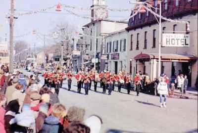 <b>Cobourg Kiltie Band (Cobourg Concert Band) -c.1980<b>