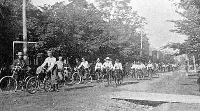 <b>Cobourg Bicycle Club<b>