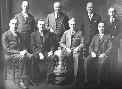 Waverly Curling Club of Cobourg 1930