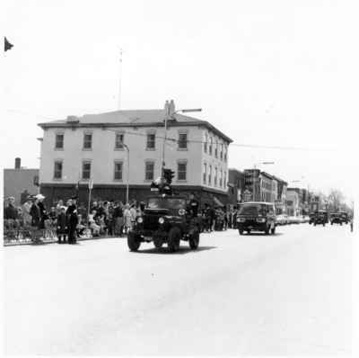 <b>100th Anniversary of the 14th Field Battery of Cobourg<b>