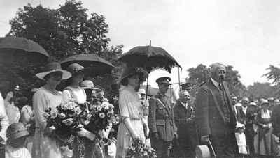 Duke and Duchess of Devonshire