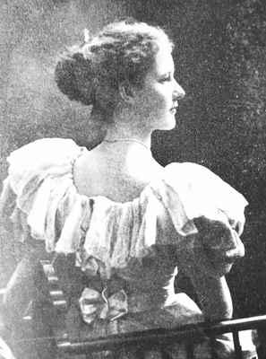 <b>Edith Daintry Fitzhugh - 1890<b>