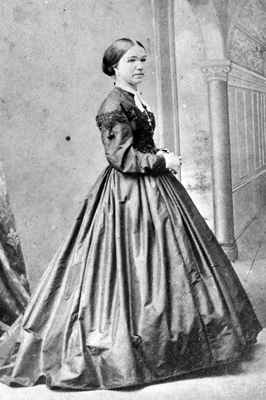 <b>Harriet Clench - c.1860<b>