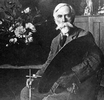 <b>Alfred Hayward - 1910<b>