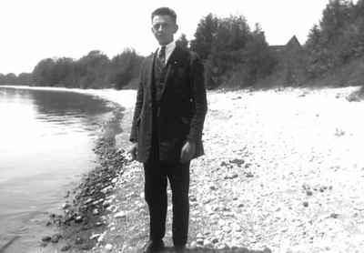 <b>Percy Climo - 1920<b>