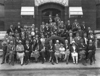 Reunion of the 2nd Heavy Battery Cobourg Armouries