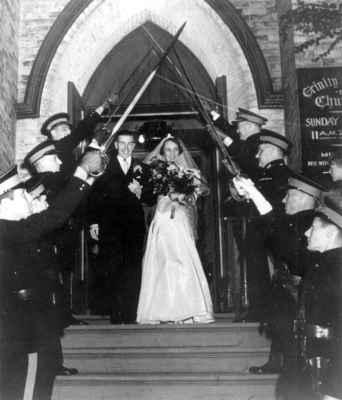 <b>C. Gordon King - Grace Mitchell Wedding<b>
