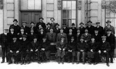 <b>Northumberland County Council - 1920<b>