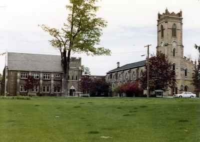 <b>St. Peter's Anglican Church<b>