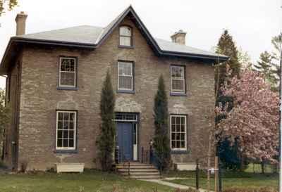 <b>Andrew Hewson House<b>