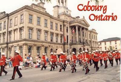 <b>Cobourg's Victoria Hall & Concert Band - 1990<b>