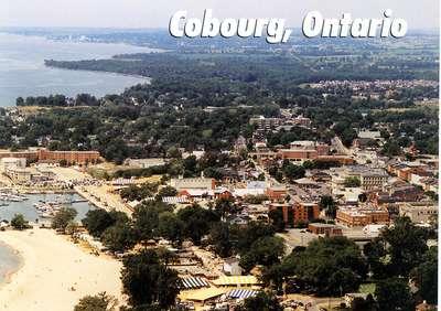 <b>Cobourg Waterfront festival<b>