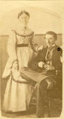 Unidentified Man and Wife