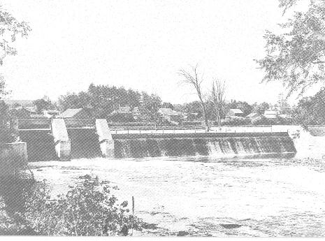 Norval Dam, 1912