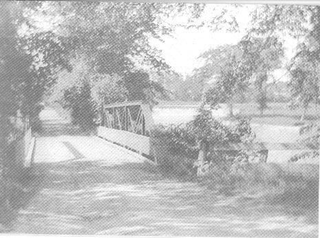 The Iron Bridge, c. 1900