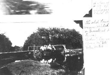 Old Bridge near Mitchell's Farm