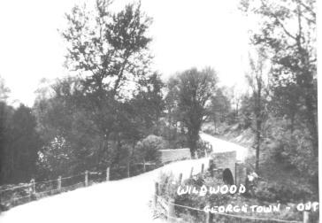 Wildwood Road Bridge c1950?