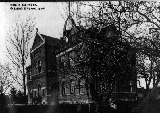 High School, c. 1944