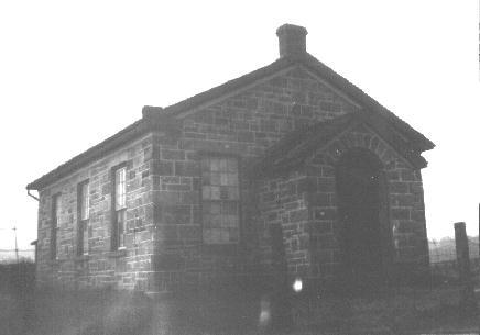 SS #16 Stone School at Henderson's Corners