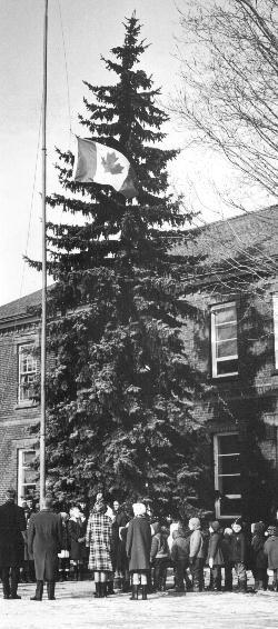 Chapel Street School, 1965