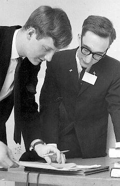 Stewart Saxe & John Saul, 1965