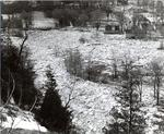 View of Flood Damage, 1965