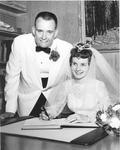 Mr. & Mrs. Bob Hooper, 1962