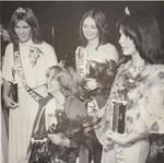 Susan Thibodeau Crowned Miss Acton 1977