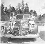 Taylor Family and Their 1942 Dodge